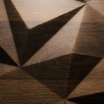 2551 - BIG DIAMOND - Oak smoked - Real wood veneer