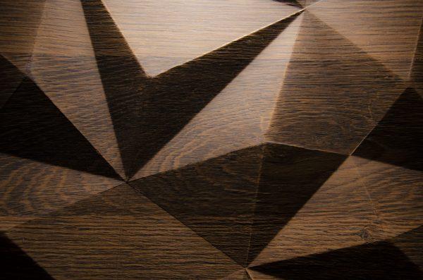 2551 - BIG DIAMOND - Eiche geräuchert - Echtholzfurnier