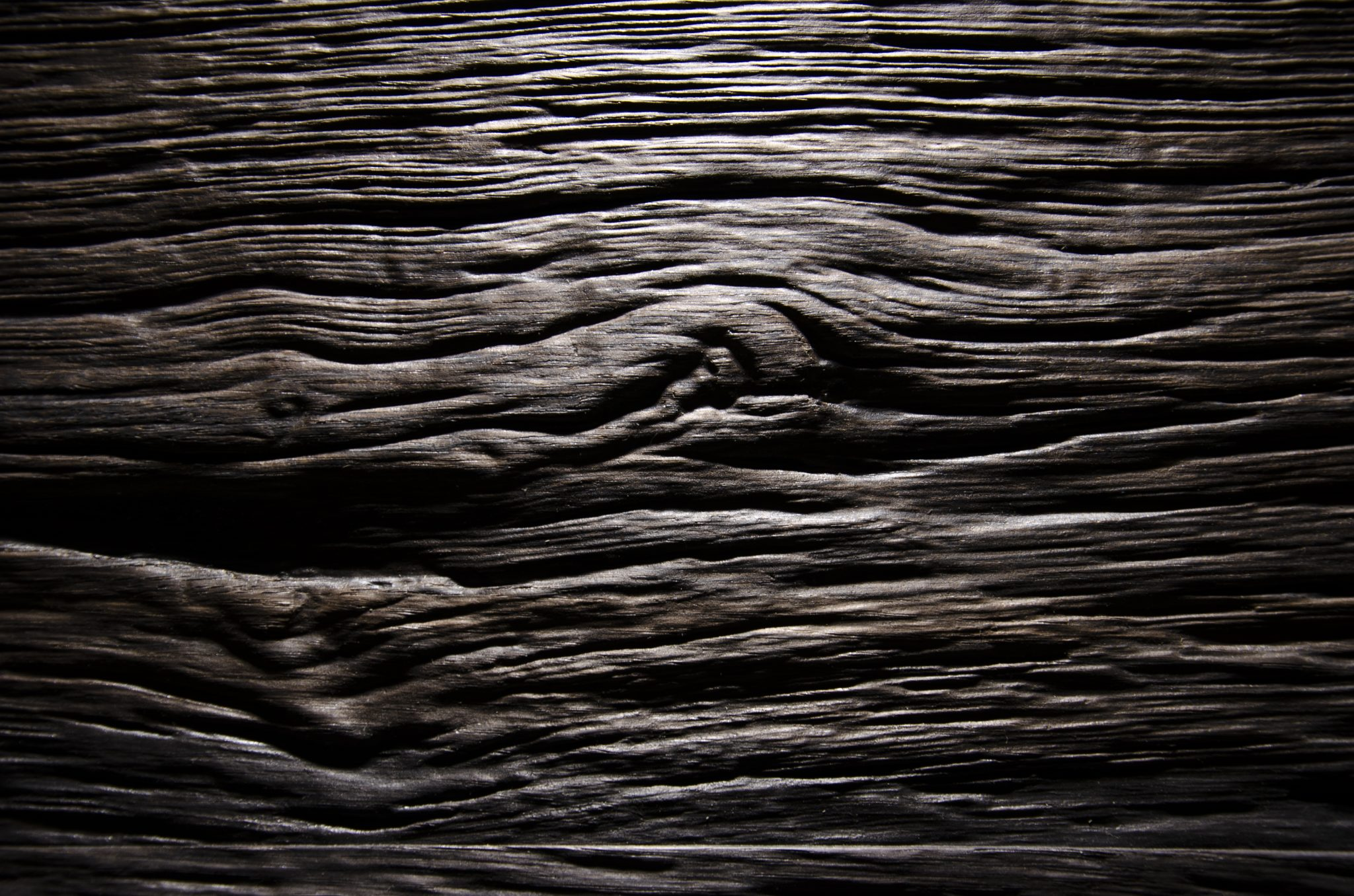 2511 - BLOCKWOOD - Bog Oak - Real wood veneer