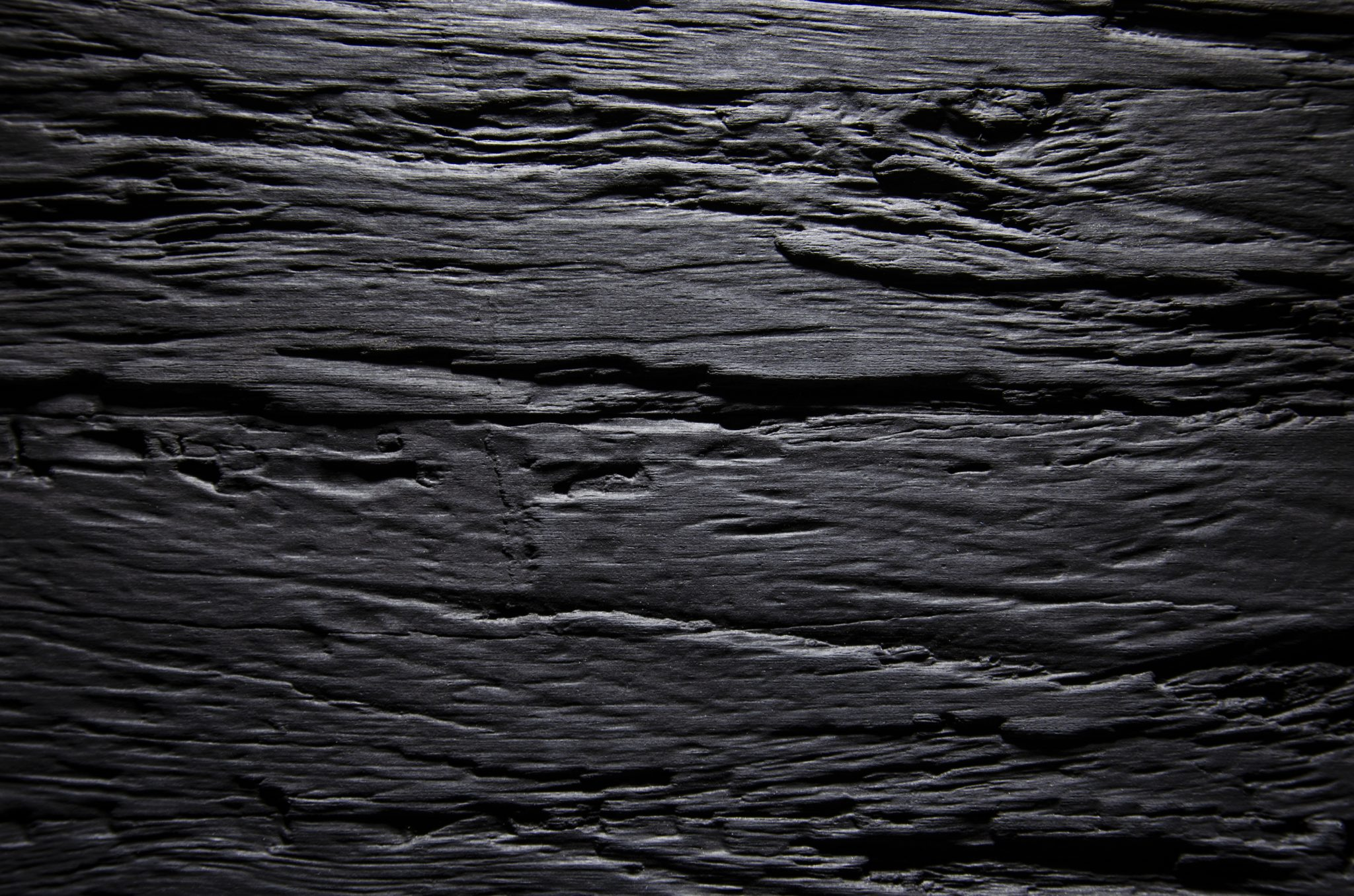 2590 - CHOPPED WOOD - Black - Alpi veneer