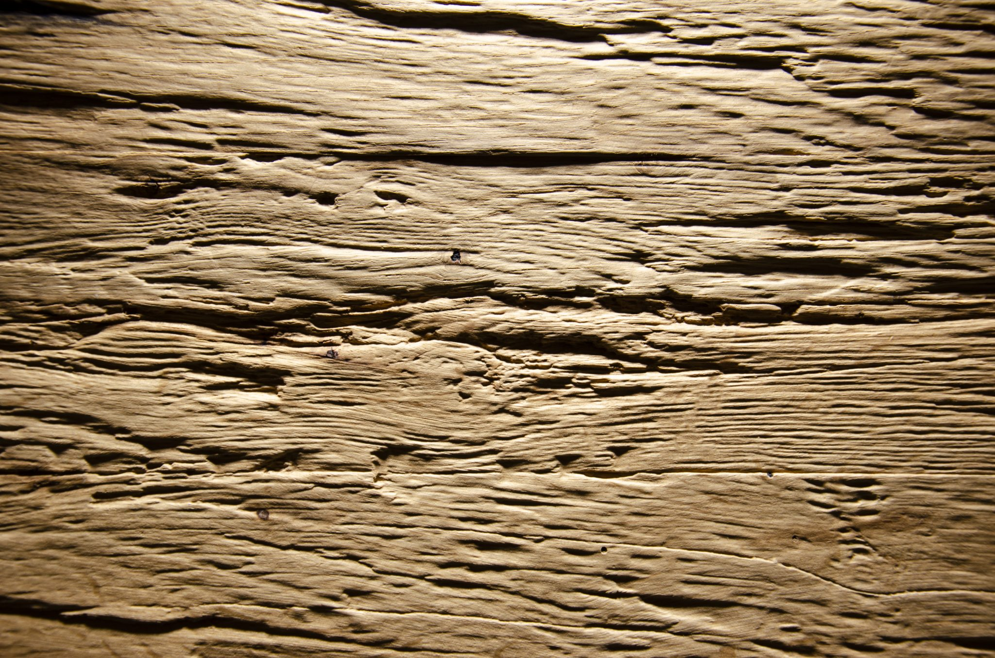2590 - CHOPPED WOOD - Old Oak - Real wood veneer