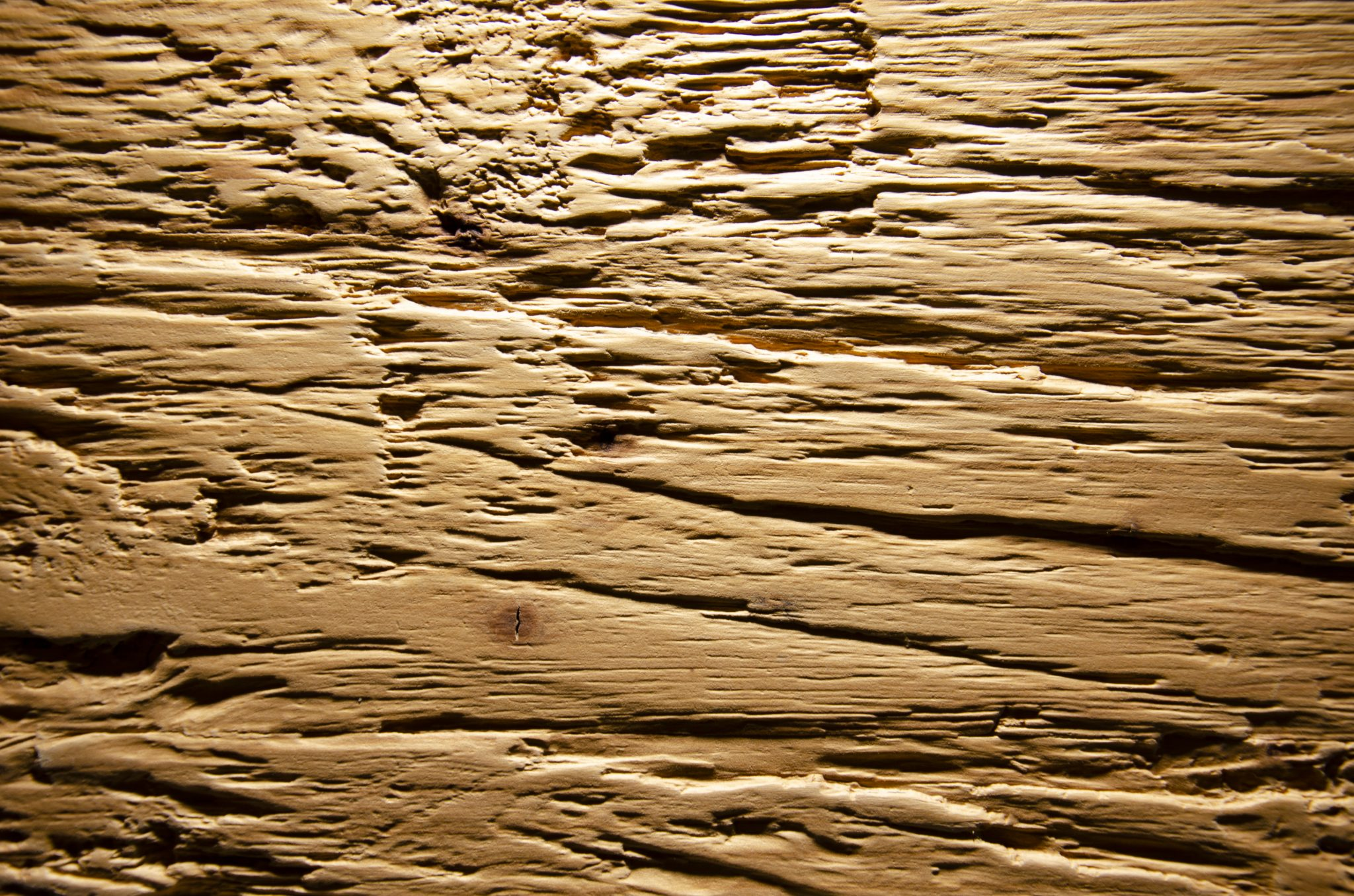 2590 - CHOPPED WOOD - Spruce rustico - Real wood veneer