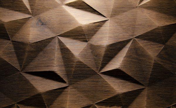 2536 - DIAMOND - Eiche geräuchert - Echtholzfurnier