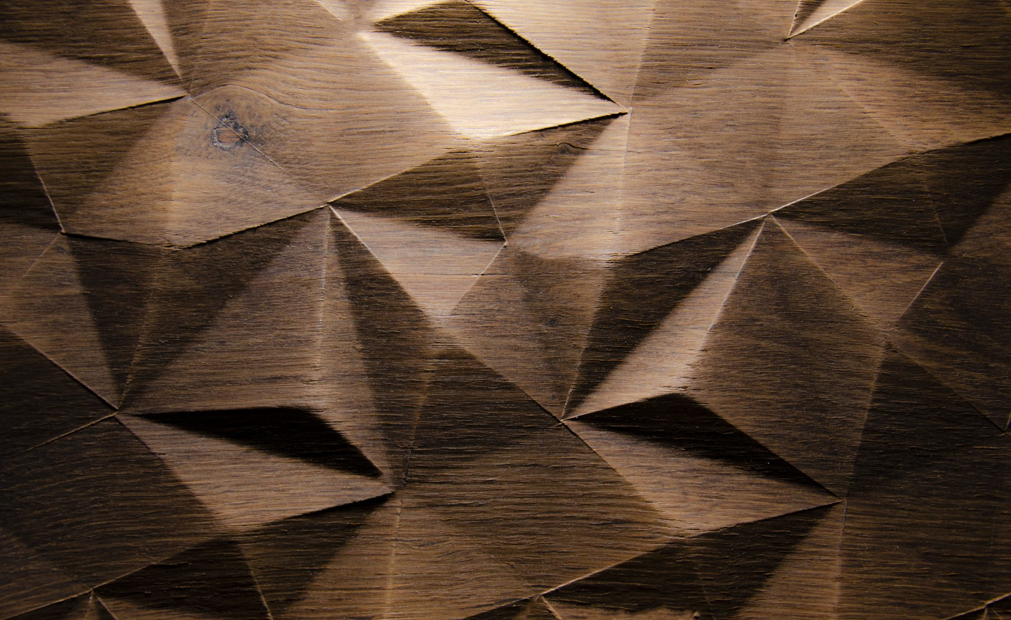 2536 - DIAMOND - Oak smoked - Real wood veneer