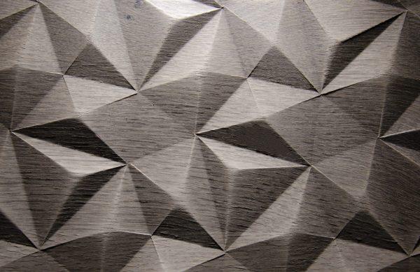 2536 - DIAMOND - Eiche grau - Echtholzfurnier