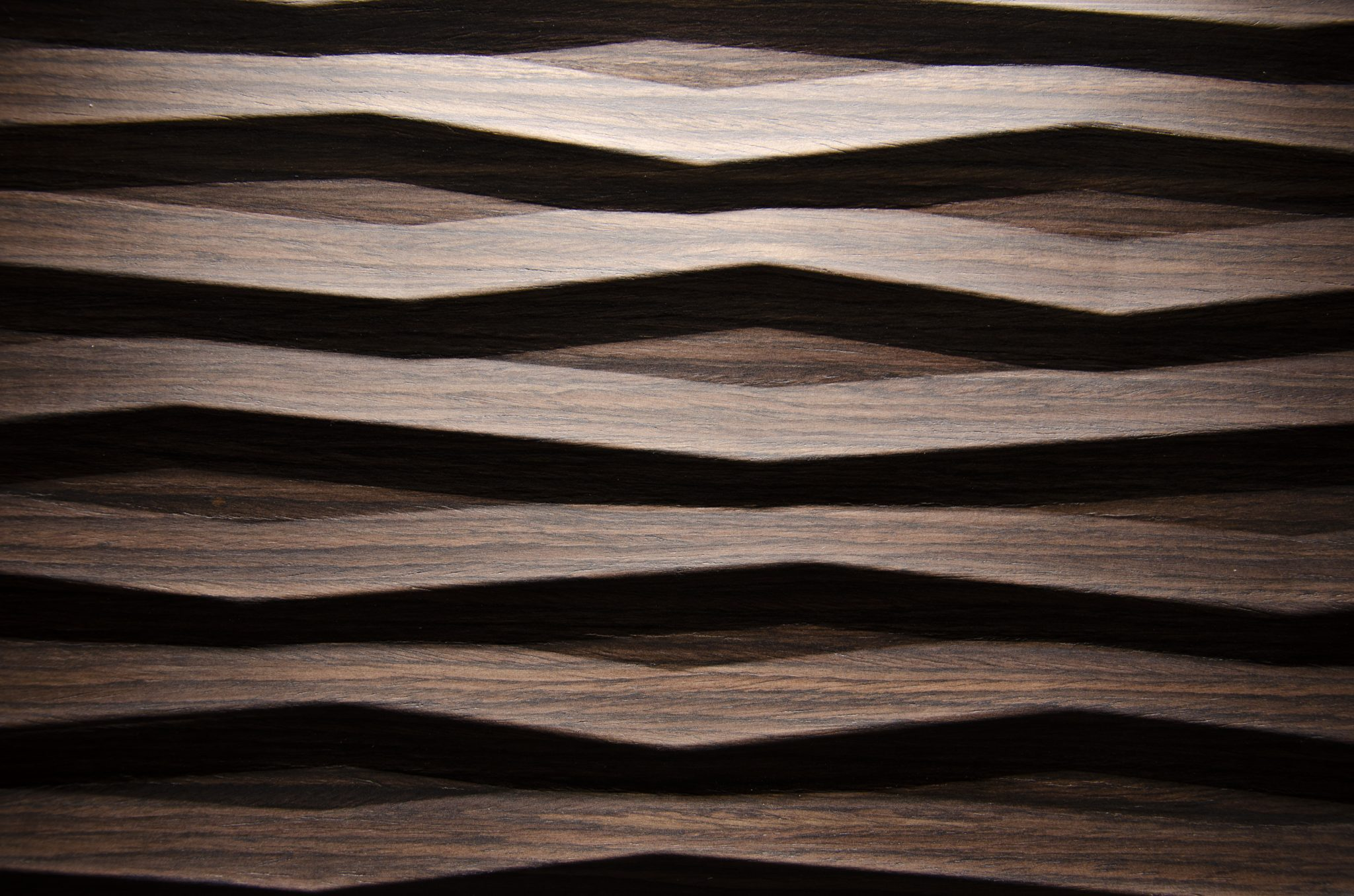 2369 - FLAME - Oak chocolate - Alpi veneer