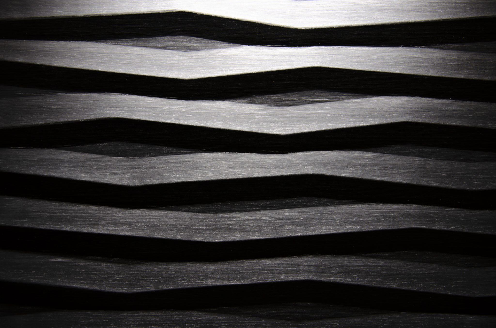 2369 - FLAME - Black - Alpi veneer