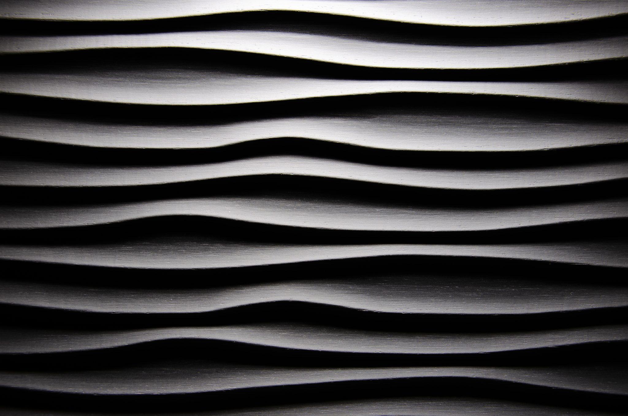 2344 - OCEAN - Black - Alpi veneer