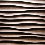 2344 - OCEAN - Heartwood walnut - Real wood veneer
