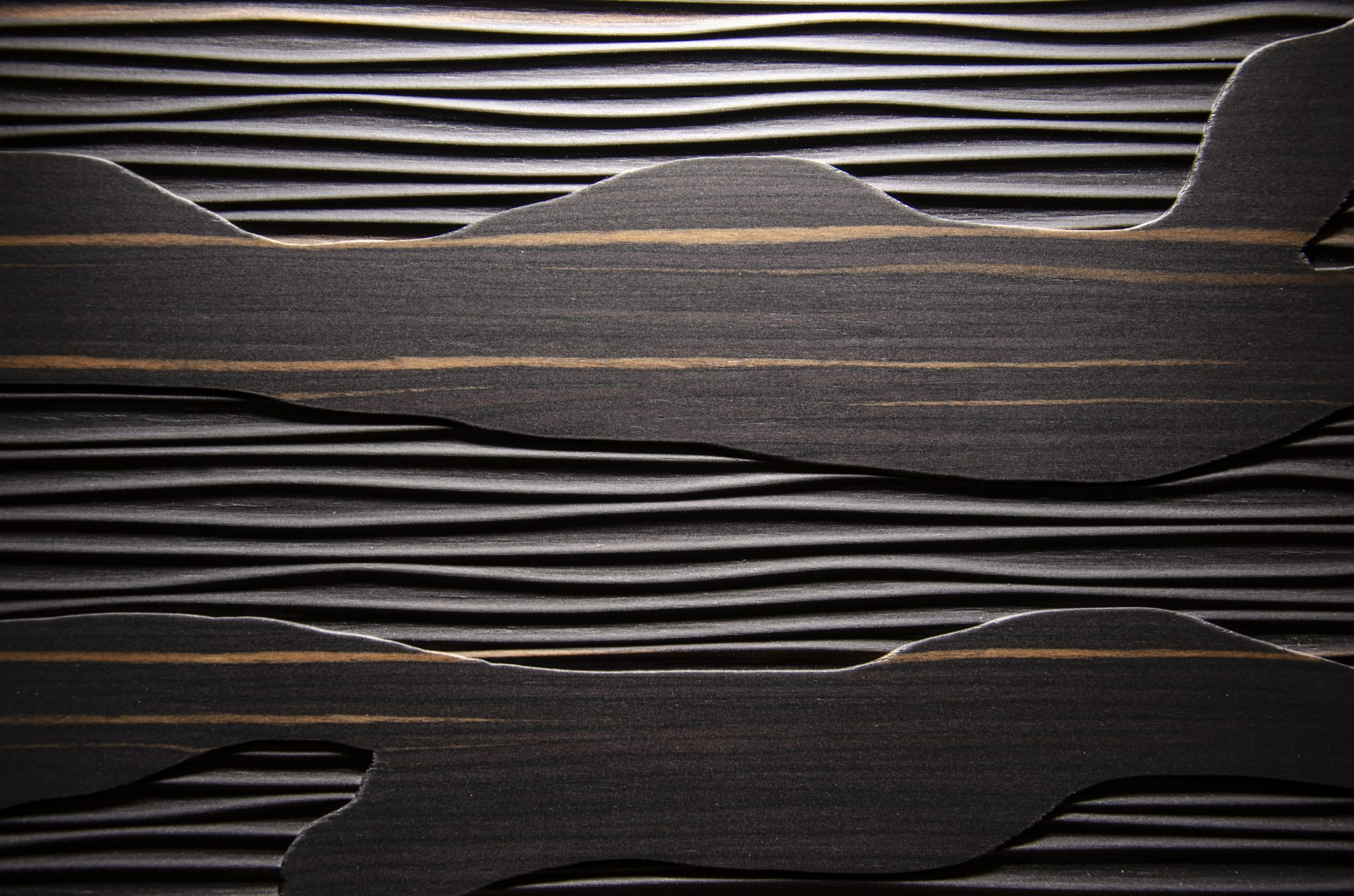 2395 - PYTHON - Ebony Maro - Alpi veneer