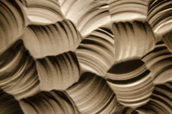 2508 - ROCKS - Bronze Echtmetall