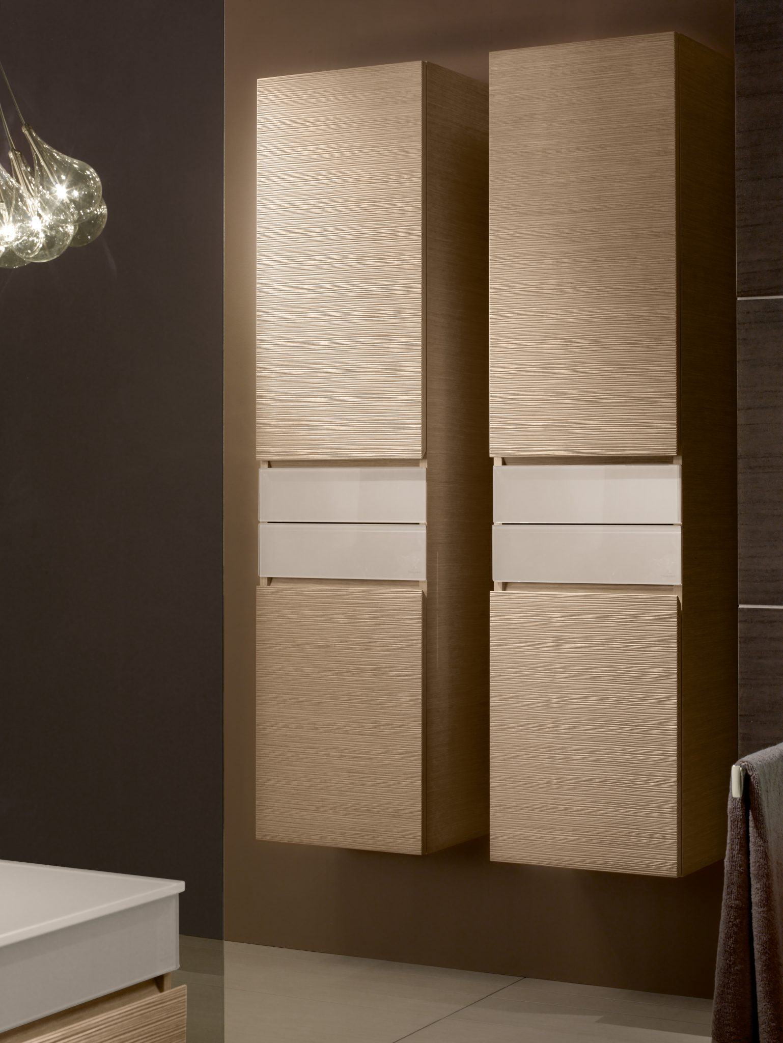 Sisal Alpi Eiche hell Holz in Form