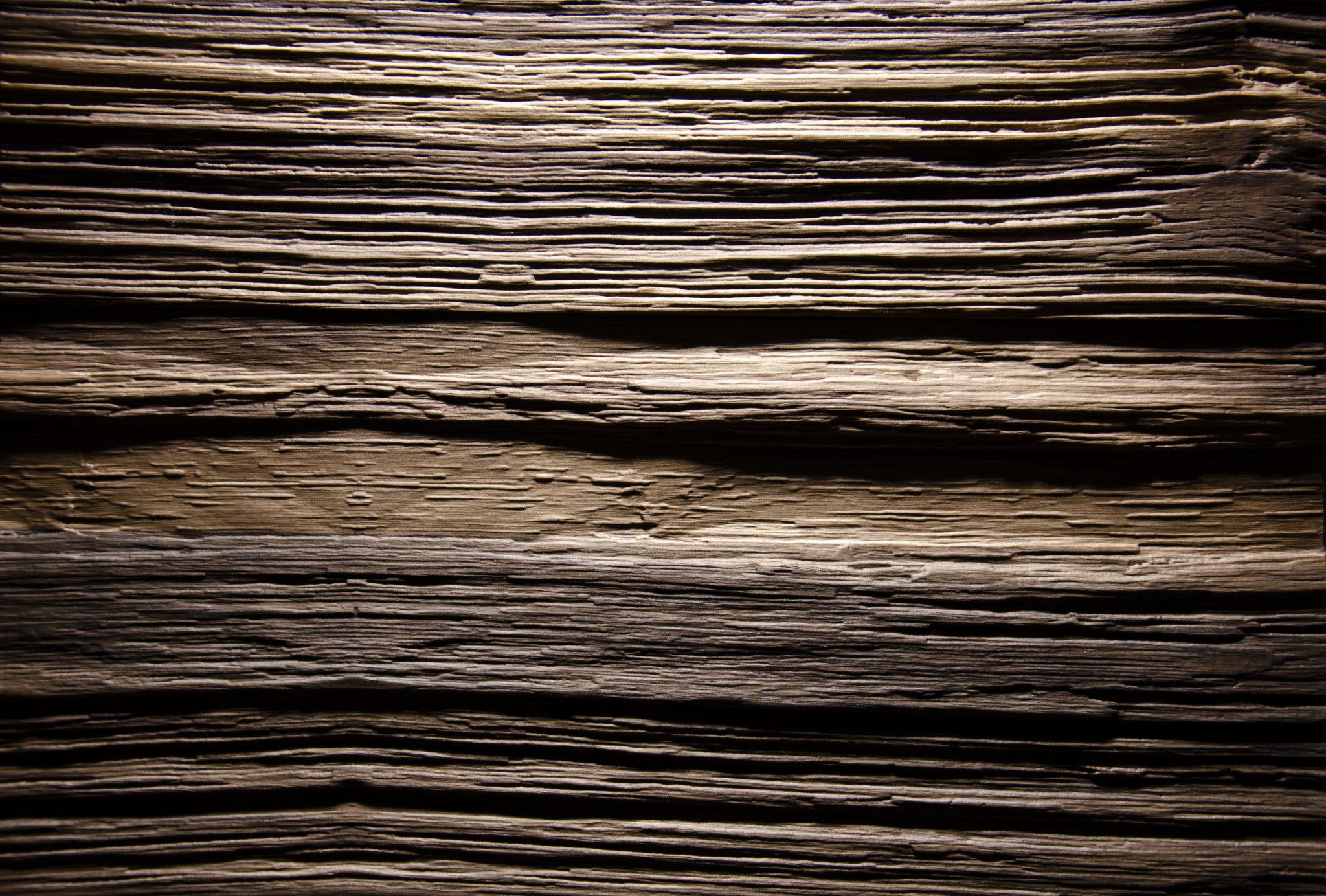 2468 - SPALT - Nußbaum Antik - Echtholzfurnier