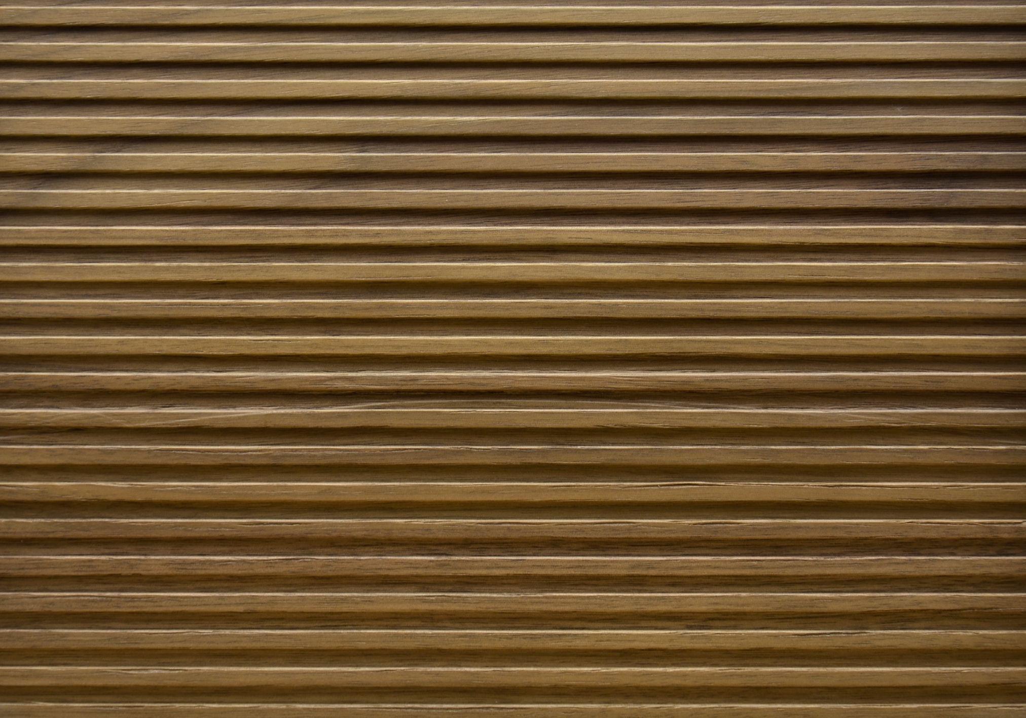 2609 - BAR - Heartwood walnut - Real wood veneer
