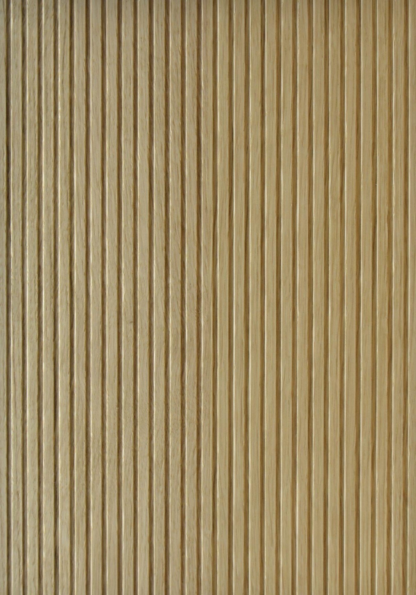 2610 - LIGHT - Knob Oak - Real wood veneer