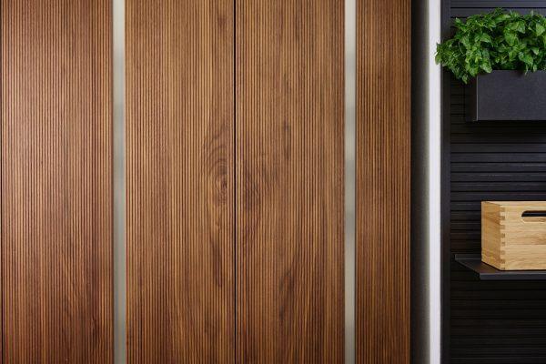 Match heartwood walnut 8
