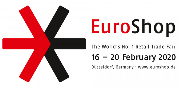 Euroshop - 16th - 20th of February 2020 - Hall 12 - Booth A32 - Düsseldorf, Germany