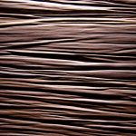 2451 - SPLIT - Heartwood walnut - Real wood veneer