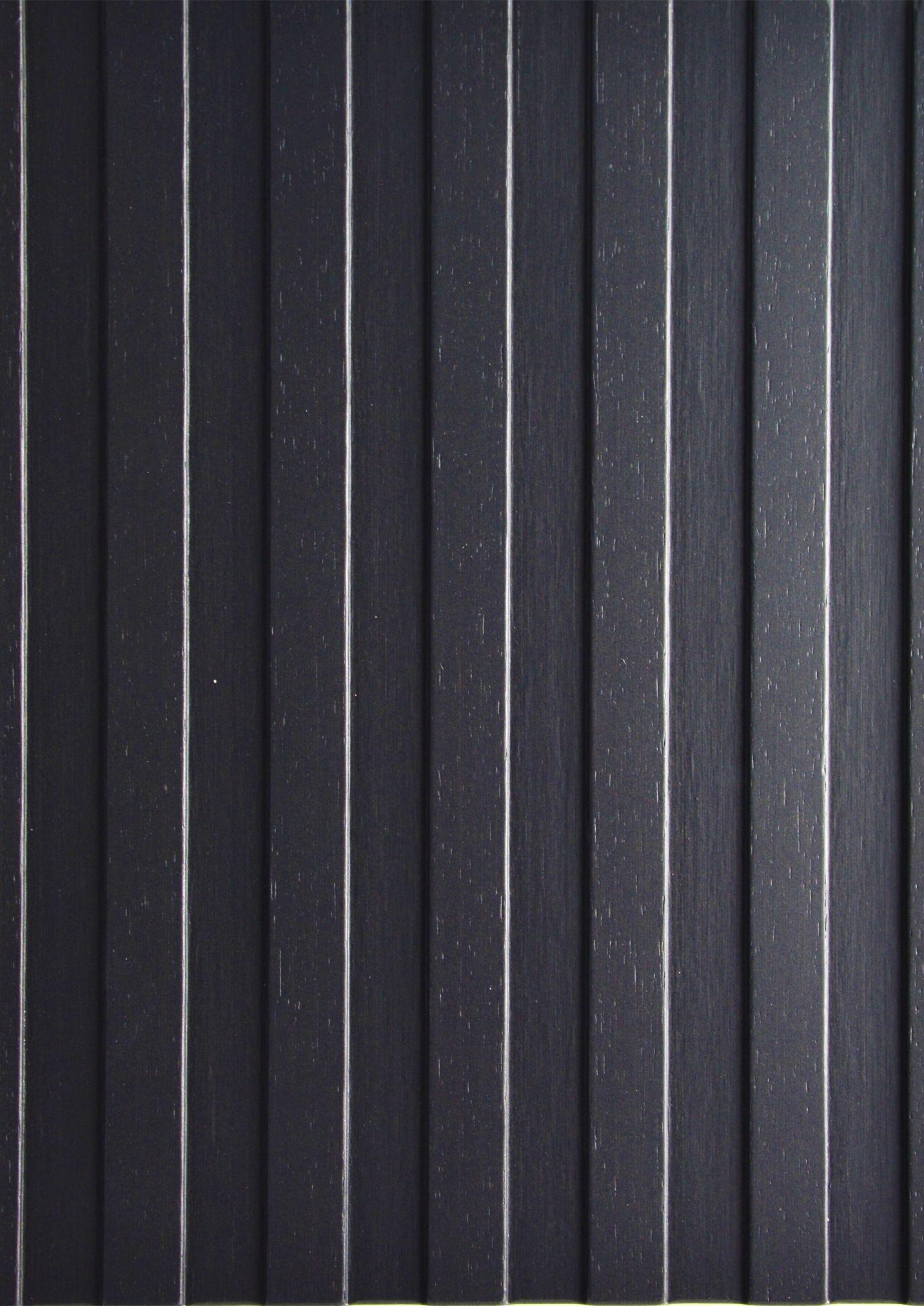 2643 - Straight - Black - Alpi veneer